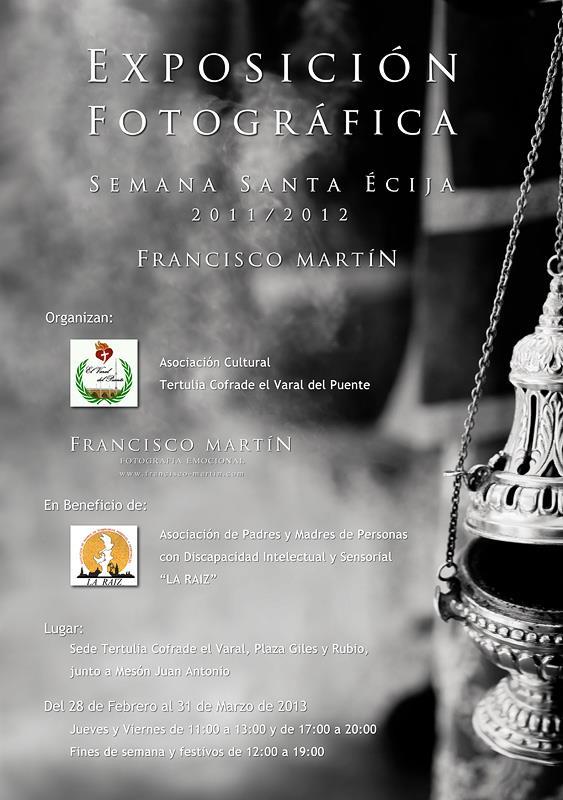 Exposición Fotográfica a beneficio de